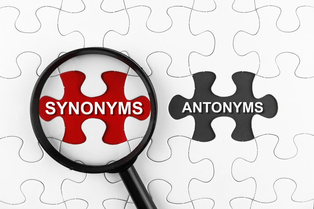 synonyms antonyms clipart synonym words antonym word english common similar 123clipartpng examples meaning example lesson would take complementary essential gratuitous